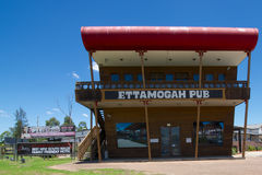 The Ettamogah Pub, Kellyville Ridge, New South Wales, Australia Royalty Free Stock Photography