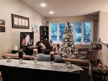 Etwas über Weihnachtszeit Lizenzfreie Stockbilder