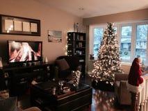 Etwas über Weihnachtszeit Stockbilder
