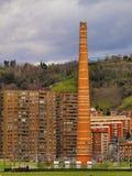 Etxebarria Park in Bilbao Stock Photography