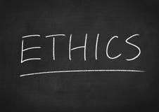 etyki obraz stock
