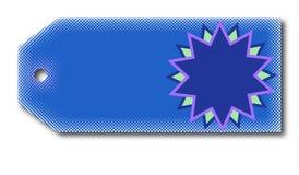 etykieta Obraz Royalty Free