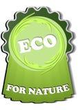 Etykietka dla recyclable materiałów Obrazy Stock