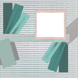 etykietka różni kształty Zdjęcia Stock