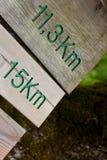 etykietki Fotografia Stock
