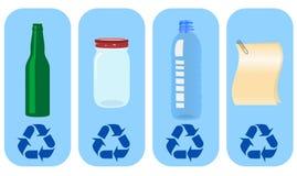 etykiety ekologicznej Zdjęcia Stock