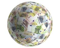 EU-ökonomische Welt Stockfoto