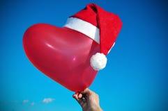 Eu amo o Natal Foto de Stock Royalty Free