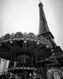 Eu amo Paris foto de stock
