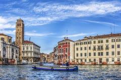 Eu amo Veneza Fotografia de Stock