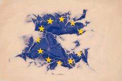 EU bankruptcy Stock Photography