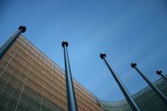 EU buildings Stock Photography