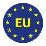 EU European union Royalty Free Stock Photography