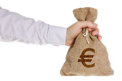 EU financial assistance Royalty Free Stock Photo