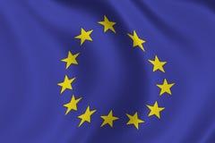 eu flagę Obrazy Stock