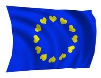 EU flag Stock Image