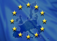 Free EU Flag Stock Image - 36344251