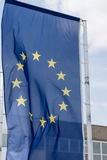 EU flag, euro flag Royalty Free Stock Images