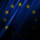 Eu flag Royalty Free Stock Photos
