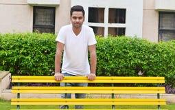 Eu mesmo mayank: p Fotos de Stock