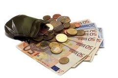 Eu money Stock Photography