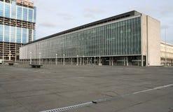 EU Office buildings in Brussels, Belgium Royalty Free Stock Images