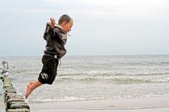 Eu posso voar:) Fotos de Stock