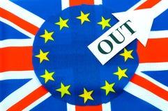 EU referendum Stock Image