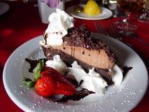 Eu sonho da torta da lama Fotografia de Stock Royalty Free