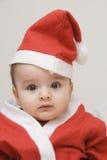 Eu sou Papai Noel. Imagens de Stock