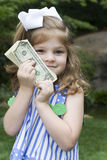 Eu sou rico Imagem de Stock Royalty Free