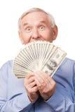 Eu sou rico! Imagem de Stock