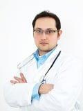 Eu sou um doutor Foto de Stock