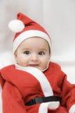 Eu sou um Papai Noel muito agradável. Fotos de Stock
