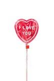Eu te amo! Imagens de Stock Royalty Free