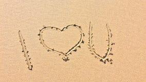Eu te amo, declaração do amor imagens de stock royalty free
