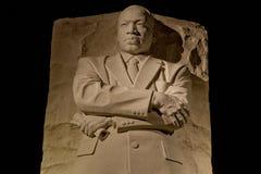 Eu tenho um sonho--Memorial de MLK no capital da nossa nação Fotos de Stock Royalty Free