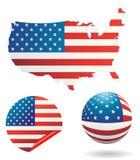EUA Imagem de Stock
