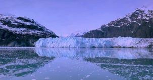 EUA, Alaska, parque nacional de ba?a de geleira, heran?a natural do mundo vídeos de arquivo