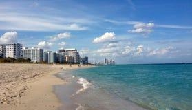 EUA Florida - Miami Fotos de Stock Royalty Free