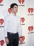EUA - Música - festival de música do iHeartRadio Fotografia de Stock