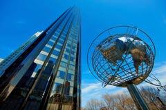 12 03 2011, EUA, New York:: Vista do trunfo Center de múltiplos propósitos Imagens de Stock