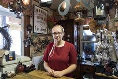 EUA - Ohio - Amish foto de stock