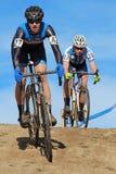 2014 EUA que dão um ciclo nacionais da Ciclo-cruz Imagens de Stock Royalty Free