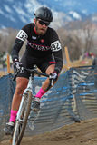 2014 EUA que dão um ciclo nacionais da Ciclo-cruz Fotos de Stock