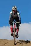 2014 EUA que dão um ciclo nacionais da Ciclo-cruz Fotos de Stock Royalty Free