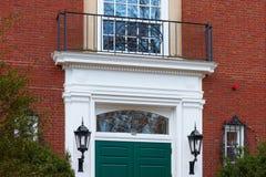 06 04 2011, EUA, Universidade de Harvard, Morgan Imagem de Stock
