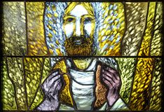 eucharist royaltyfri bild
