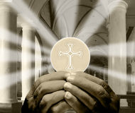 Eucharist Stock Photos