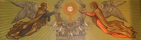 eucharist foto de stock